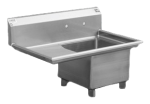 Commercial stainless steel equipment - sink